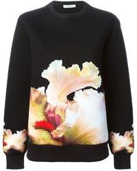 Givenchy Floral Sweatshirt