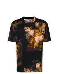 bdf47ae2c3b McQ Alexander McQueen Floral Print T Shirt