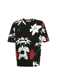 Rochambeau Floral Printed T Shirt