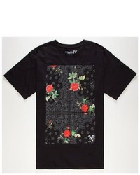Neff Snoop Dogg Floral T Shirt
