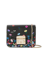 Furla Floral Metropolis Shoulder Bag