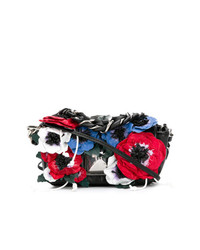 Sonia Rykiel Le Copain 3d Flower Shoulder Bag