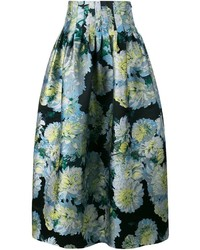 ADAM by Adam Lippes Adam Lippes Full Floral Skirt