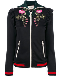 Gucci Floral Zip Jacket