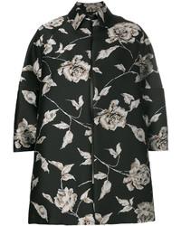 Antonio Marras Oversized Floral Jacket