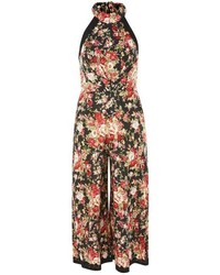 Floral cotton jumpsuit medium 5028394