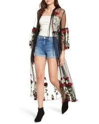 NEW FRIENDS COLONY Desert Rose Kimono