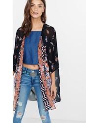 Floral Kimono Tunic