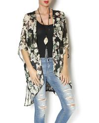 Karlie Floral Kimono