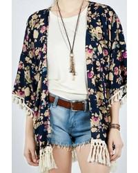Kori America Floral Babe Kimono