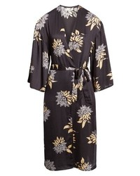 Amuse Society Lets Unwind Floral Print Kimono