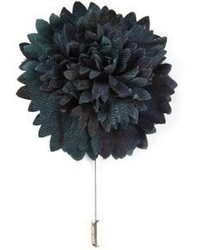 Lanvin Flower Pin