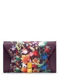 Elliott Lucca Cordoba Leather Clutch