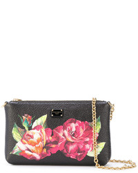 Rose print clutch medium 4731221