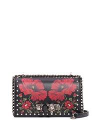 Alexander McQueen Studded Leather Shoulder Bag