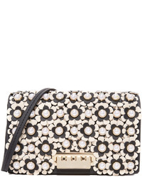 Zac Posen Zac Earthette Floral Cross Body Bag