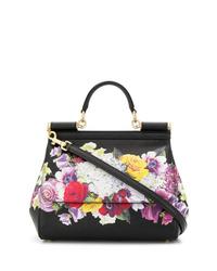 Dolce & Gabbana Bouquet Tote Bag