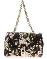 Dolce & Gabbana Floral Print Rectangle Bag
