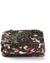 Givenchy Small Floral Pandora Shoulder Bag