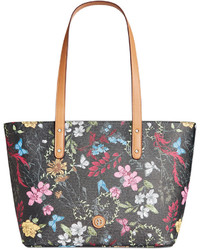 Giani Bernini Floral Tote Created For Macys