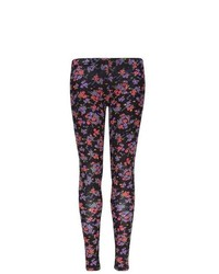 Full Tilt Ditsy Floral Girls Leggings