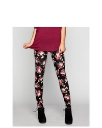 Full Tilt Floral Print Leggings