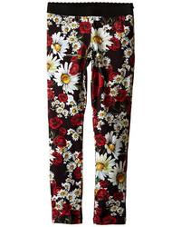 Dolce & Gabbana Kids Fiori Leggings