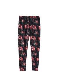 Target Xhilaration Juniors Assorted Patterned Leggings Floral S
