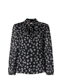 Tory Burch Emma Bow Blouse