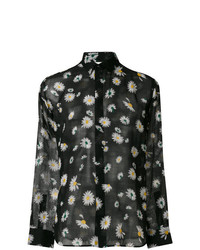 fa6fd47d5b7c9 Saint Laurent Floral Long Sleeve Shirt Saint Laurent Floral Long Sleeve  Shirt  810.09 Free US Shipping! American Apparel Printed Rayon Long Sleeve  Button Up