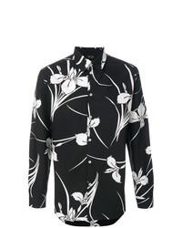 N21 flower print shirt medium 7411732