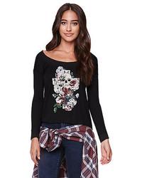Lira Dark Side Long Sleeve T Shirt