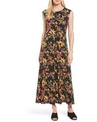 Floral sparks jersey maxi dress medium 3992882