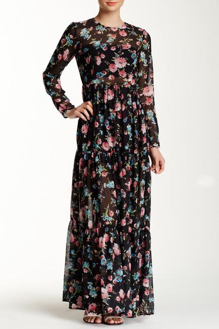 Renamed floral maxi dress