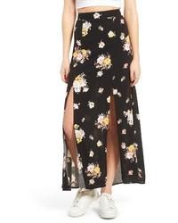 Coordinating floral maxi skirt medium 4267797