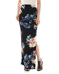 35024cbd0 Women's Black Floral Maxi Skirts from jcpenney | Women's Fashion ...