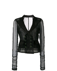 Dolce & Gabbana Mesh Jacket