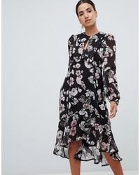 Forever New Floral Midi Dress