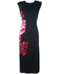 Dolce & Gabbana Floral Print Midi Dress