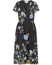 Alice McCall Flower Girl Floral Print Midi Dress