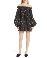 Caroline Constas Kora Off The Shoulder Dress