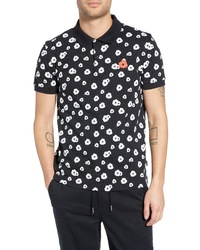 Wesc Antarctic Poppy Slim Fit Polo