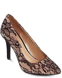 jcpenney Cosmopolitan Satisfy Floral Print Pumps