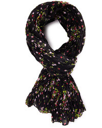 Forever 21 Floral Woven Scarf