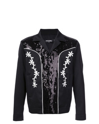 DSQUARED2 Sequined Overshirt