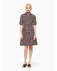 Kate Spade Mini Casa Flora Shirtdress