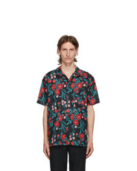 Goodfight Black Floral Bloom Shirt