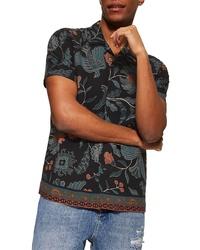 c5081d63 Men's Floral Shirts by Topman | Men's Fashion | Lookastic.com