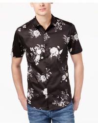 GUESS Floral Stretch Shirt