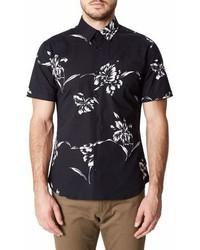 Harvest moon trim fit short sleeve sport shirt medium 6978989